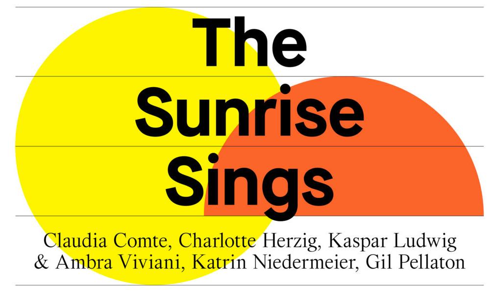 The Sunrise Sings